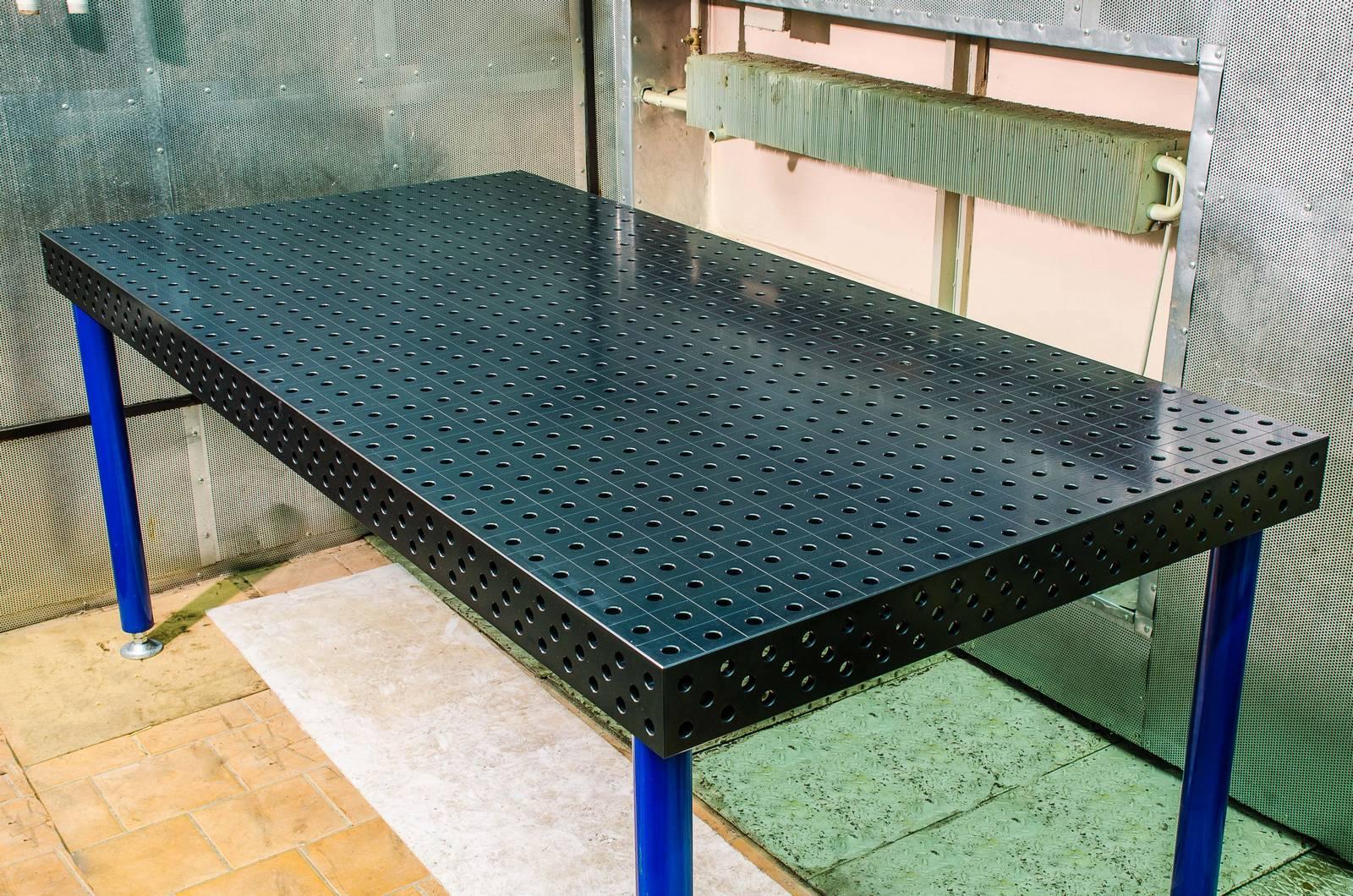 Стол для сварочных работ фото
